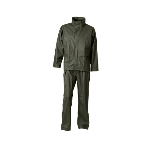 Elka Adult Rain Set Khaki