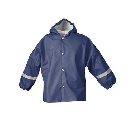Elka Rain Jacket Children Blue
