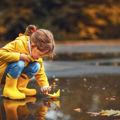 Things To Look For When Choosing A Raincoat For A Child