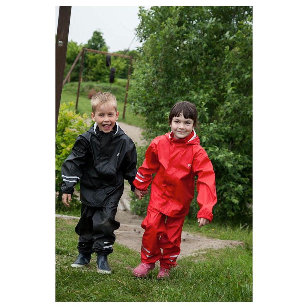 Garden Clothing & Gear Red ELKA Kidz Waterproof Rain Set Garden ...